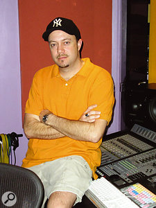 Recording The Neptunes