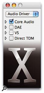 Investigating Core Audio Performance Under Mac OS X