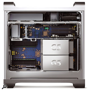 Occasionally audio problems are directly related to computer design faults, such as the PSU problems of some Apple G5 dual-processor machines.