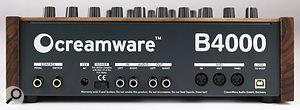 Creamware B4000 ASB