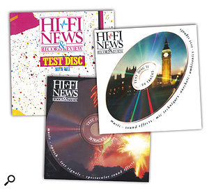 If you can get hold of the original Hi-fi News & Record Review test CDs, now discontinued, these are an invaluable resource.