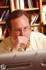 Creative Commons chairman (and co-founder of the movement) Lawrence Lessig.