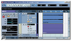 Set the MIDI output to MIDI Gate for the MIDI track used to control the MIDI Gate effect.