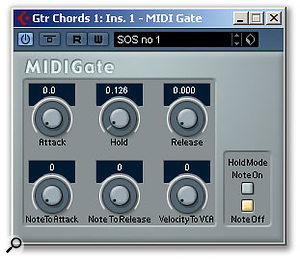 Creating Rhythmic Effects With MIDI Gate
