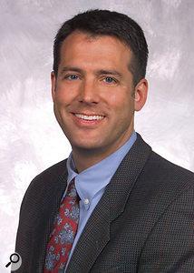 Tom Laemmel, Microsoft's Windows' Home Product Manager.