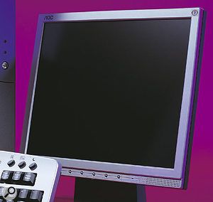 Some LCD monitors will let you see more clearly than others...
