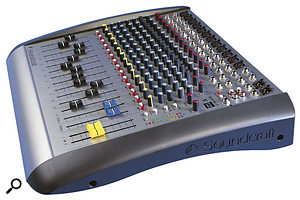 Mixing in the modern studio can be done in many ways: do you stay analogue (bottom), go with digital hardware (top), or keep it all in software?