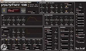 Dave Smith Instruments Prophet 08