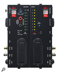 Dbx CT3 'Advanced' Cable Tester.