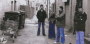 A picture of your band loitering in an alleyway is a bit of a cliché, so it's unlikely to reflect well on you. The SOS Business End panel certainly felt that this picture let down what was otherwise a genuinely interesting demo.