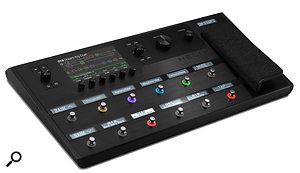 The Universal Audio Apollo Twin audio interface and the Line 6 Helix modelling guitar processor are both able to change the input impedance of the hardware to match the selected software.