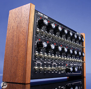 Figure 12. A sophisticated step sequencer from Doepfer.