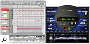 Memory Cycle, DP's transport loop function, assists with a range of interesting and useful tasks, like layering up multiple tracks, gathering multiple takes prior to 'comping', and using the ever-inspiring POLAR recorder.