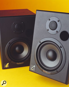 Event TR5 & TR8 monitors.