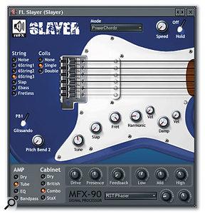 The new FL Slayer Generator — rock on!