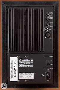 Fostex NX6A