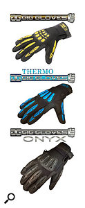 Gig Gear Gig Gloves Protective Clothing