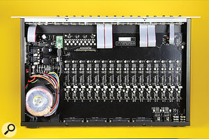 The full circuitry of the Sum.mation