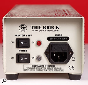 Groove Tubes The Brick