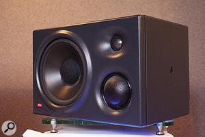 Ritson's Klein + Hummel O300 monitors.