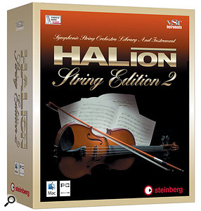 Steinberg Halion String Edition 2