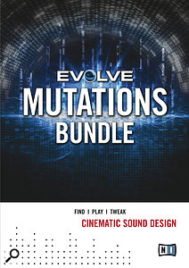 Heavyocity   Evolve Mutations Bundle