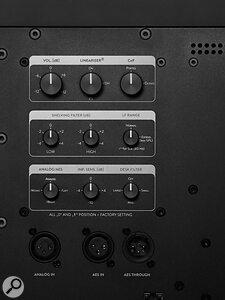 HEDD Type Mk2 back panel