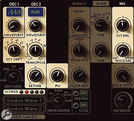 ImpOSCar's oscillator section.