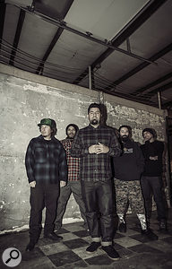 Deftones are that rare thing: a metal band who gain critical acclaim and fans outside of the genre.