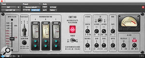 Stephen Sedgwick's two main plug-in reverbs for 'Charger' were the UAD Lexicon 224 and EMT Plate 140.