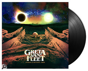 Inside Track: Greta Van Fleet vinyl.