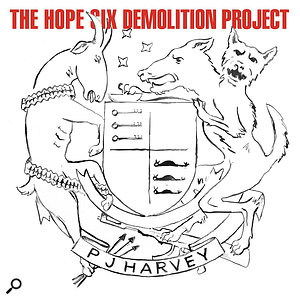 The Hope Six Demolition Project album cover.