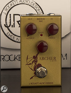 The Archer Ikon, based on the Klon Centaur.