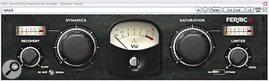 Compressors and limiters aren't the only dynamics processors you can use to shape your kick and bass sounds. Tape emulations can add anice, warming roundness to the bottom end, and transient design plug‑ins give you control over the attack and sustain portions of the sounds.