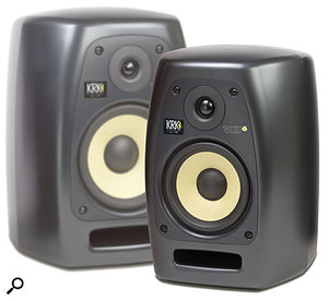 The smaller VXT6 is similar to the VXT8, in many respects, and provides a surprisingly natural bass end given the size of the woofer.