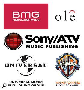 Sony/ATV, BMG, Warner/Chappell, Universal and fast-growing newcomers ole own many subsidiary library music labels between them.