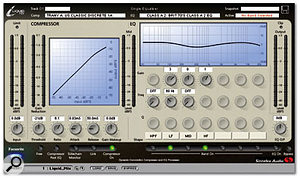 If you prefer to control plug-in parameters from the screen, everything is available there too!
