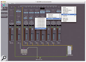Using Multi-channel & Multitimbral Plug-ins