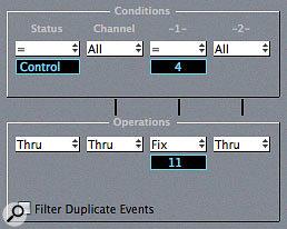 Multiple Firewire Interfaces in Logic