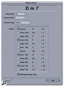 Logic: Editing Chords & Signatures With Global Tracks