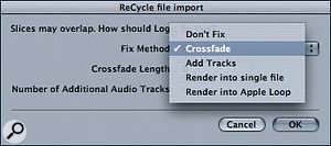 Using REX Files In Logic