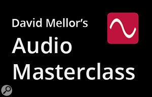 Audio Masterclass logo