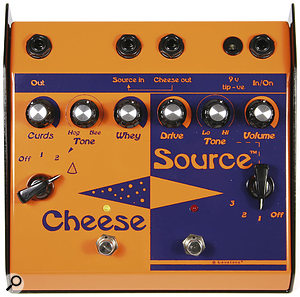 Lovetone Cheese Source & Meatball