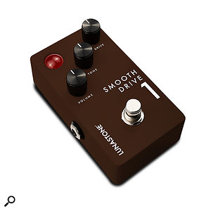 Lunastone Smooth Drive 1 Boost Pedal.