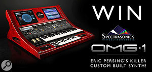 <strong>Spectrasonics OMG1</strong>