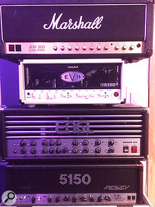 10. The tower of amp candidates!