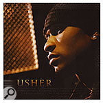 Manny Marroquin: Usher album cover.