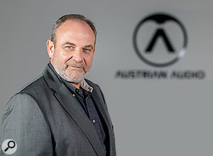 Martin Siedl CEO of Austrian Audio