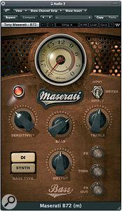 Waves Maserati Collection