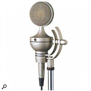 Microtech Gefell UM900 valve condenser microphone.